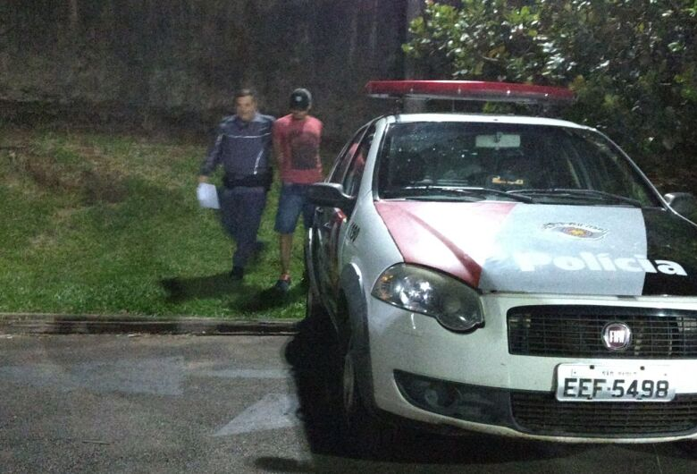 Jovem é preso por direção perigosa em Ribeirão Bonito