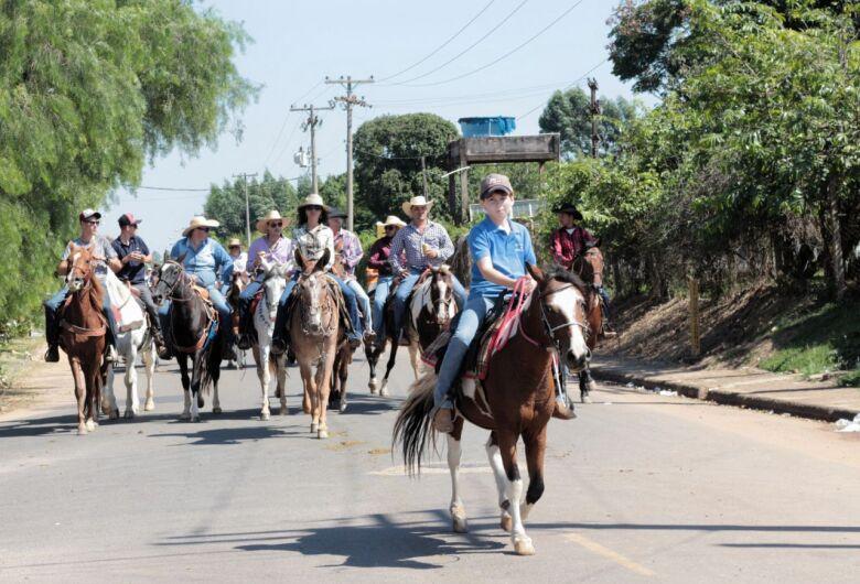 23° Cavalgada da Babilônia bate recorde de participantes
