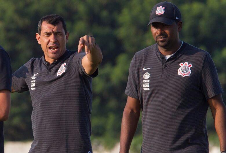 Em Salvador, Corinthians inicia participação na Copa do Brasil