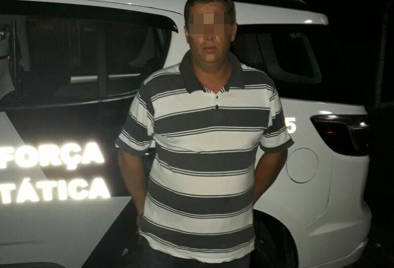 Procurado é detido no Cidade Aracy II