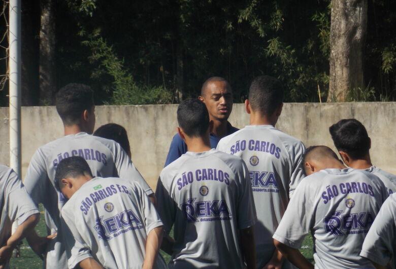 Marcus Vinícius acredita na classificação do São Carlos no Paulista sub15