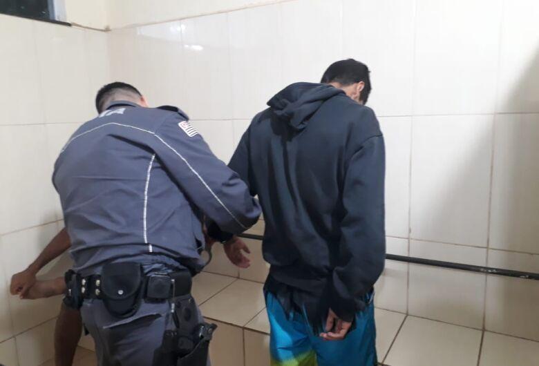 Procurado pela Justiça é preso no Zavaglia