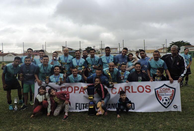 Invicta, Madureira sagra-se campeã da Copa São Carlos