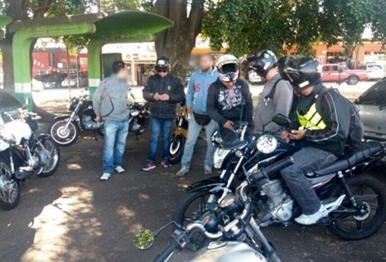 Motoboys organizam protesto contra preço dos combustíveis