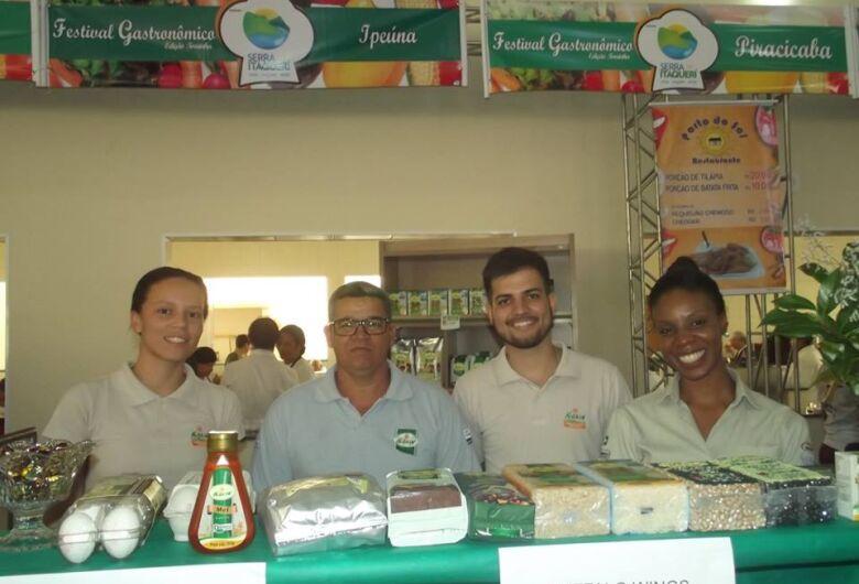 Festival gastronômico da Serra do Itaqueri em Torrinha ressalta o potencial turístico da região