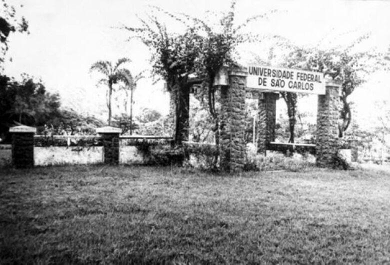 Há 50 anos, São Carlos ganhava a UFSCar