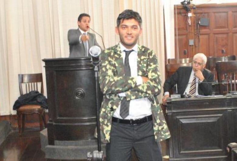 Guerreiro e Paraná Filho rompem relação e trocam acusações em sessão da Câmara