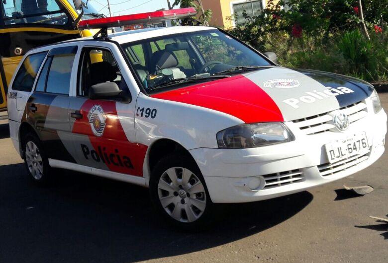 Ladrão furta Clio de estacionamento da UPA Vila Prado