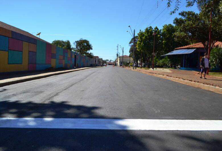 Mudanças no trânsito de Ibaté começam a operar no Domingo