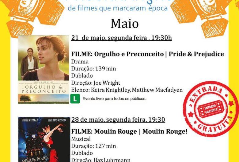 Cine Clube Sesi exibe filmes às segundas-feiras