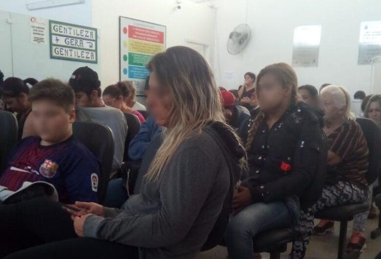 UPA Vila Prado está com superlotação e população reclama