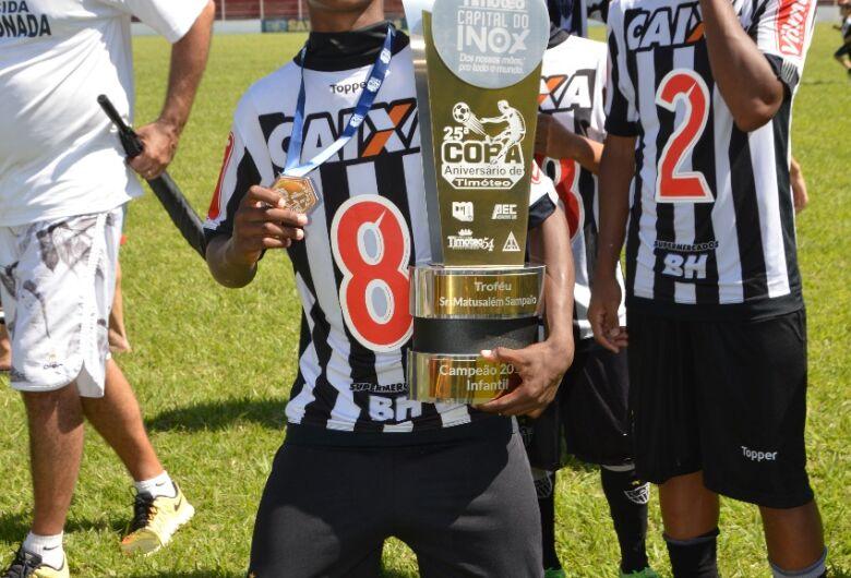 Ibateense é campeão pelo Atlético Mineiro fazendo gol em cima do Cruzeiro