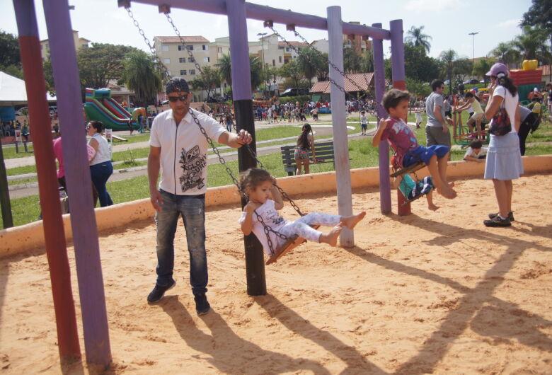 Dia Mundial do Brincar tem comemoração especial em São Carlos