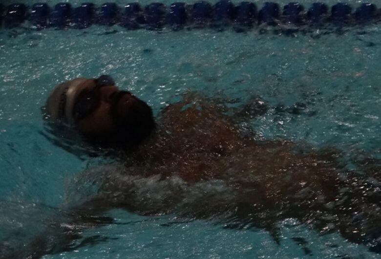 São Carlos terá três nadadores ACDs no Circuito Nacional Caixa