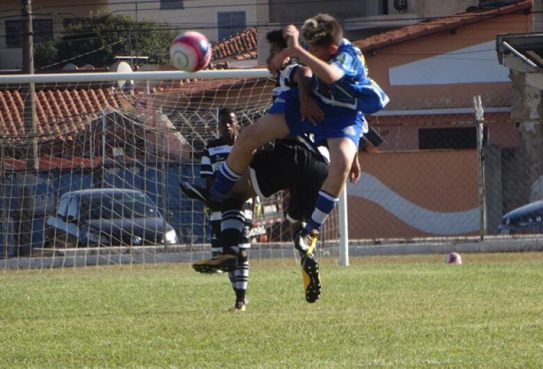 São Carlos busca o empate e mantém chances de classificação no sub15