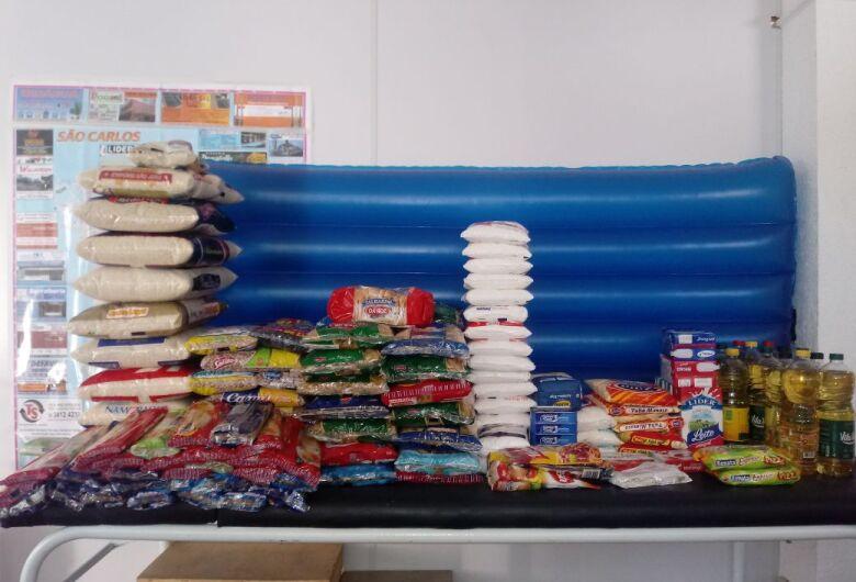 Campanha arrecada alimentos para o Fundo Social de São Carlos
