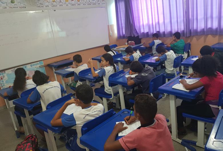 Escola Municipal de Ibaté participa de Olimpíada Brasileira de Astronomia e Astronáutica