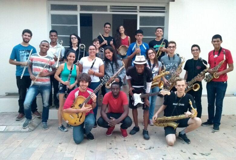 Jovens músicos se apresentam em São Carlos hoje