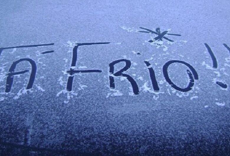 São Carlos deve ter recorde de frio neste domingo