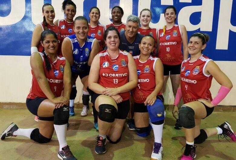 Campeões da Copa AVS/Smel se enfrentam no Ginasião