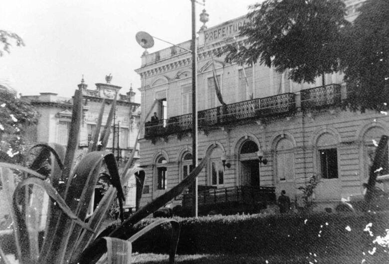 A História passou pelo Palacete Conde do Pinhal