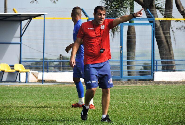 Anderson Florentino é o novo treinador do Grêmio Sãocarlense