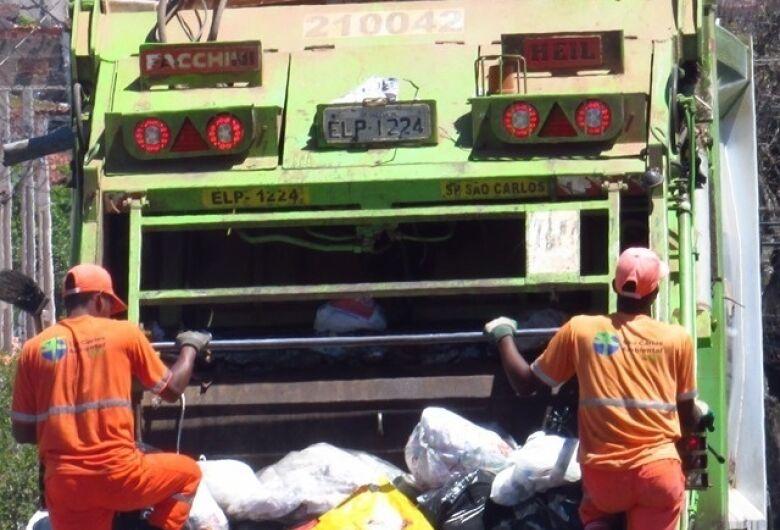 São Carlos pode ficar sem coleta de lixo