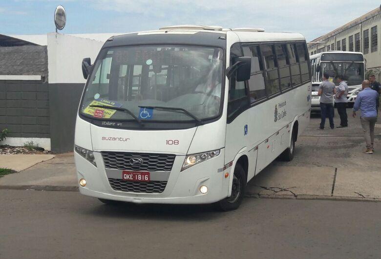 Estoque de Suzantur garante transporte coletivo até segunda-feira