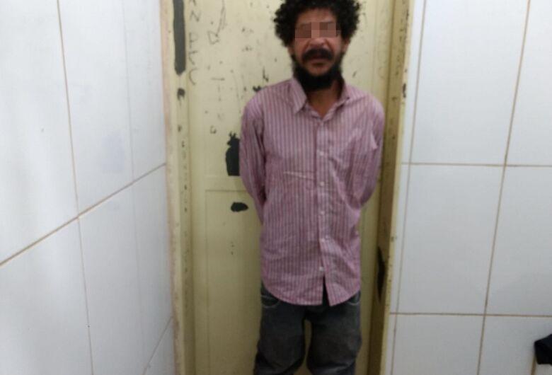 Procurado por homicídio é capturado no Cidade Jardim
