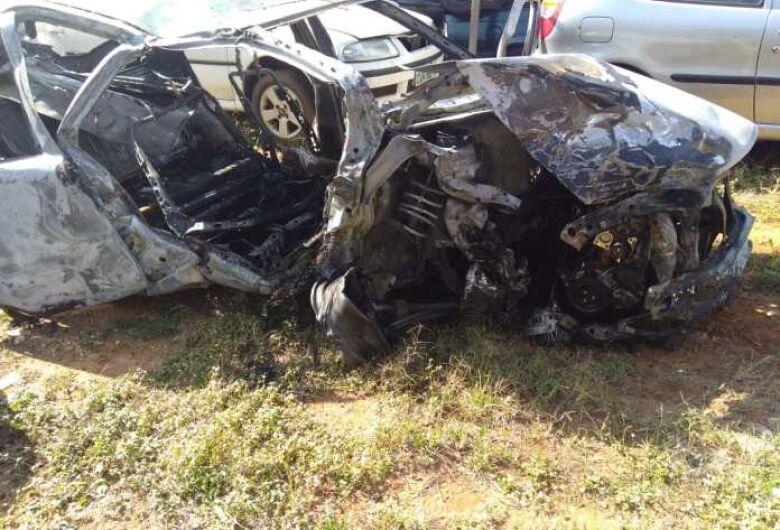 Três mulheres morrem em grave acidente na região