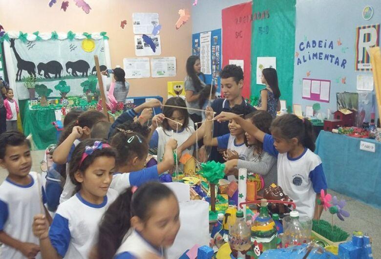 Escola Municipal de Ibaté celebra Dia Mundial do Meio Ambiente com  exposição