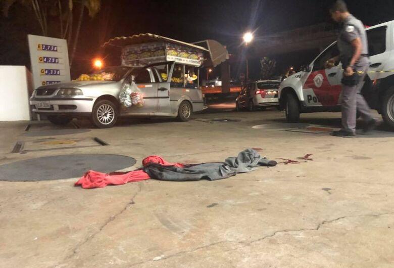 Vendedor ambulante é baleado em cidade da região