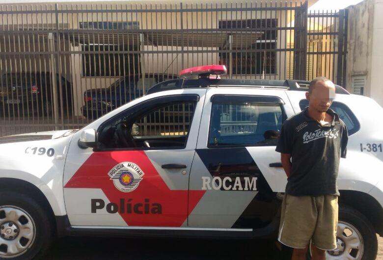 Desocupado é detido com entorpecentes no Cidade Aracy