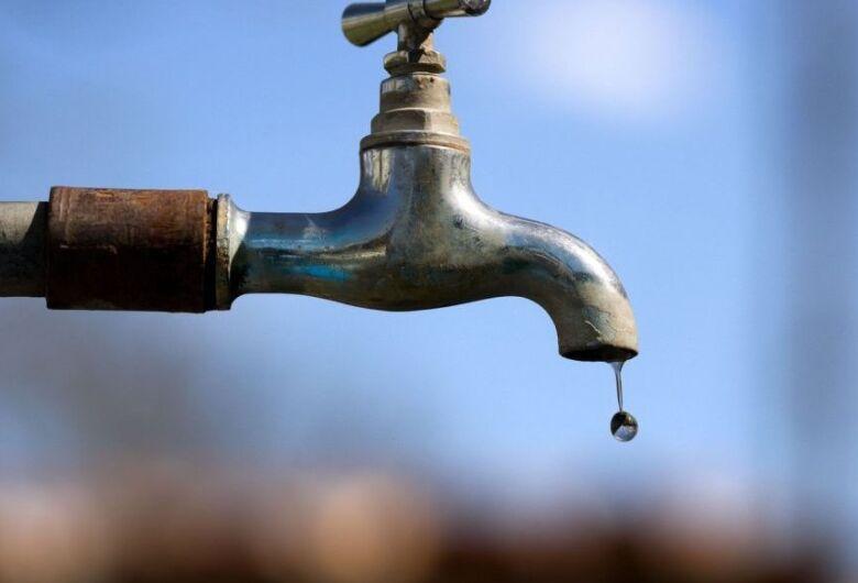 Problema em registro deixa Santa Felícia sem água