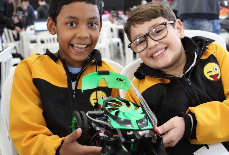 As lições que os robôs podem ensinar às crianças