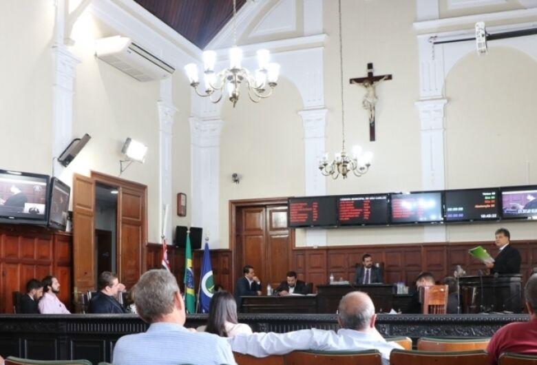 Câmara começa a votar LDO para 2019 em sessão extraordinária nesta segunda-feira