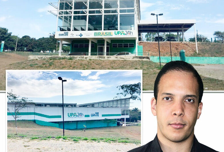 Murilo Félix faz representação pela abertura da UPA do Santa Felícia no MPF