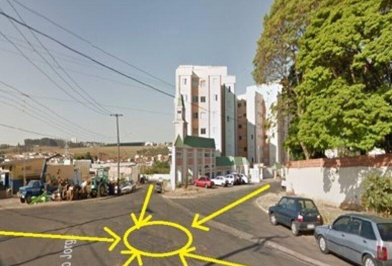 Malabim sugere rotatória e recapeamento na Avenida Gregório Aversa