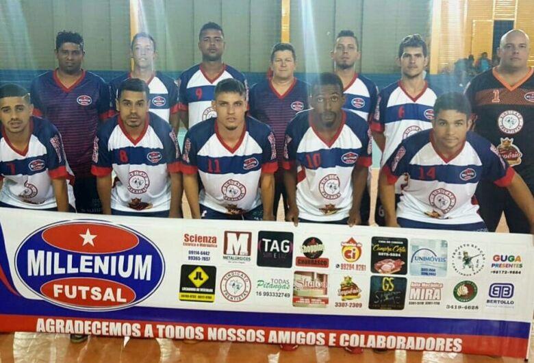 Bertollo/Millenium estreia com vitória no Municipal