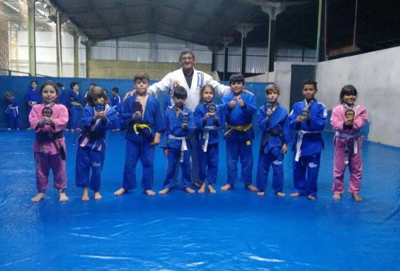 Equipe são-carlense brilha no Mundial de Jiu-Jitsu