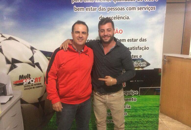 Natella assume novo desafio e comandará o São Carlos Futsal