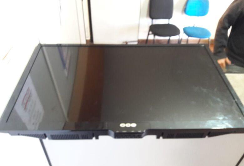 Suspeitos afirmam ter comprado TV por R$ 50