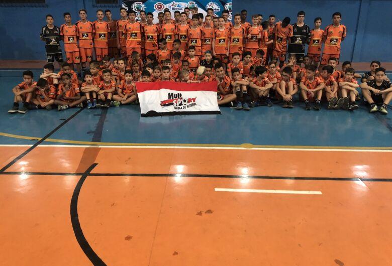 Multi Esporte estreia na Mega Copa Turística de Brotas