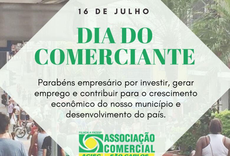 Acisc parabeniza empresários pelo Dia do Comerciante