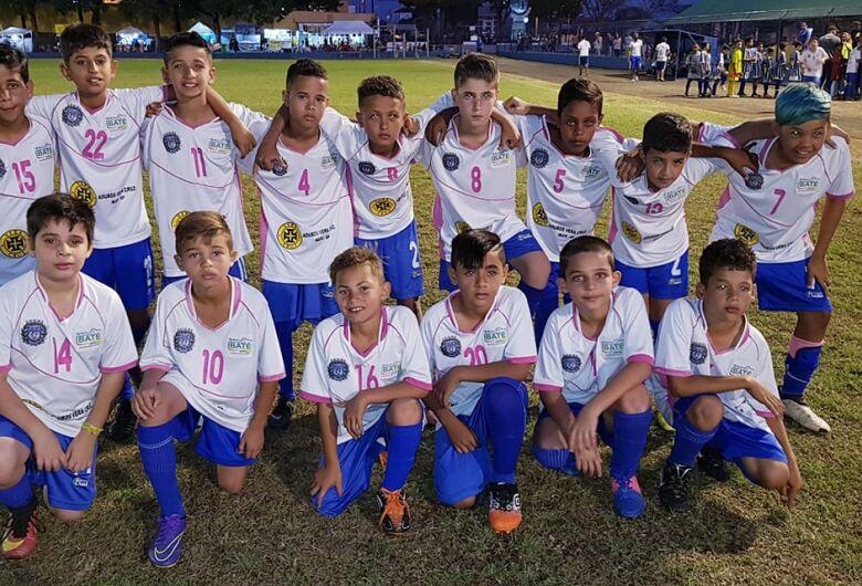 Atletas de oito países participam da 4ª Ibaté Cup Pan-Americana de Futebol