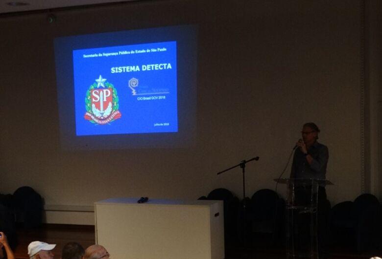 Sistema Detecta é lançado oficialmente em São Carlos