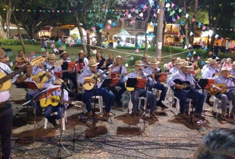 Festa julina na Praça da 15 é neste domingo