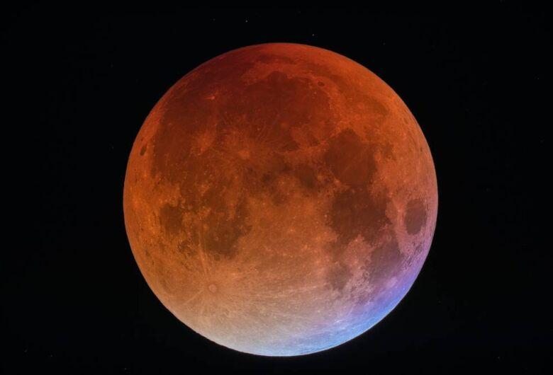 Maior eclipse lunar do século, 'lua de sangue' poderá ser vista do Brasil