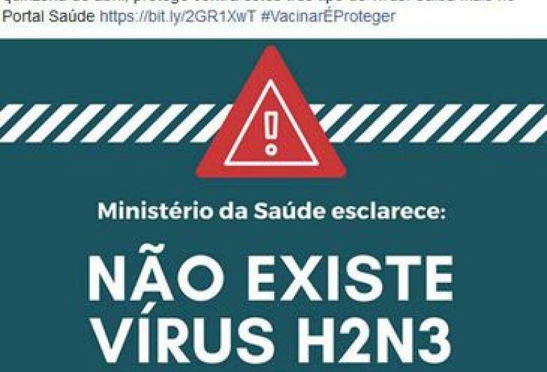 Ministério reforça ações de combate às fake news sobre vacinas