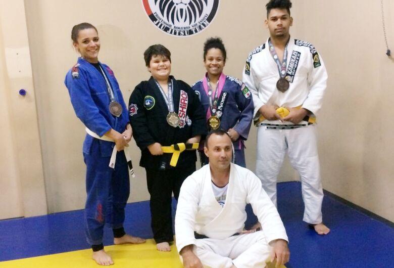 Atletas são-carlenses brilham no Mundial de Jiu-Jitsu